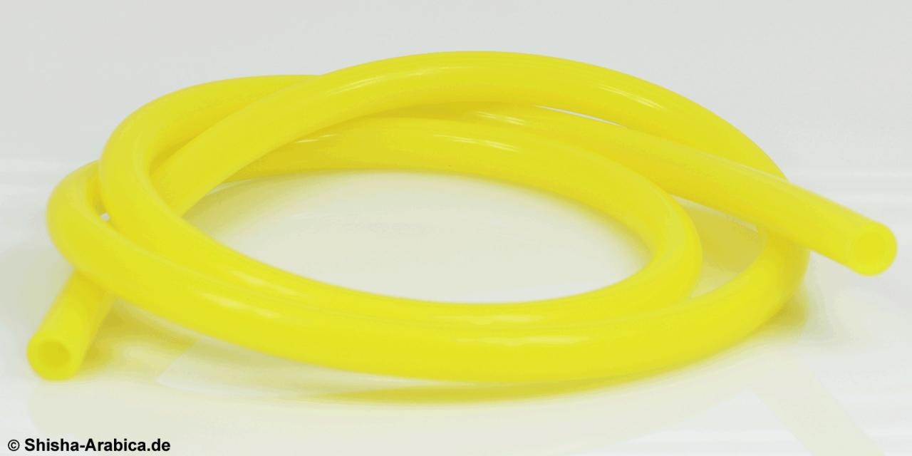 KS Silikonschlauch Neon Gelb