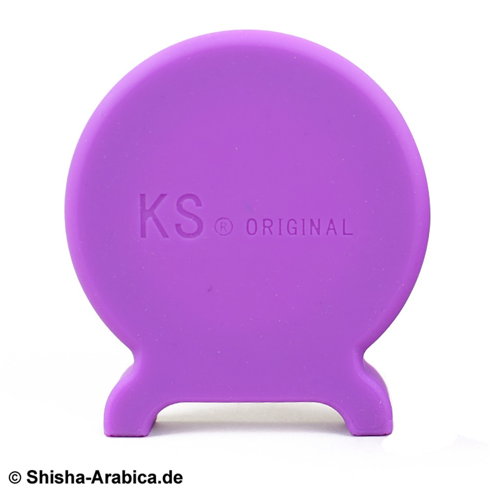 KS T-ONE Silikon Seitendeckel Lila