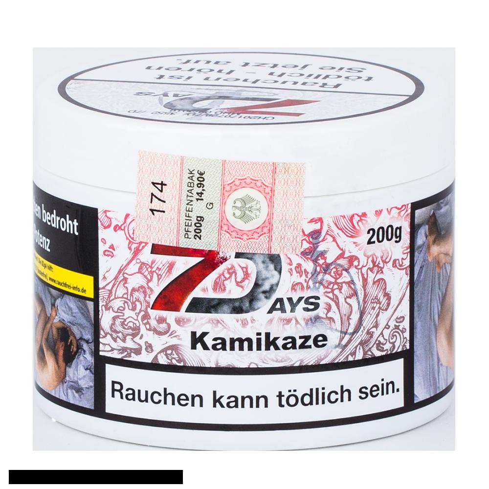 7 Days Kamikaze 200g