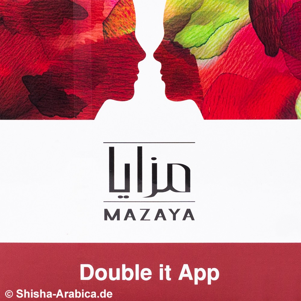 Mazaya Double it App 200g