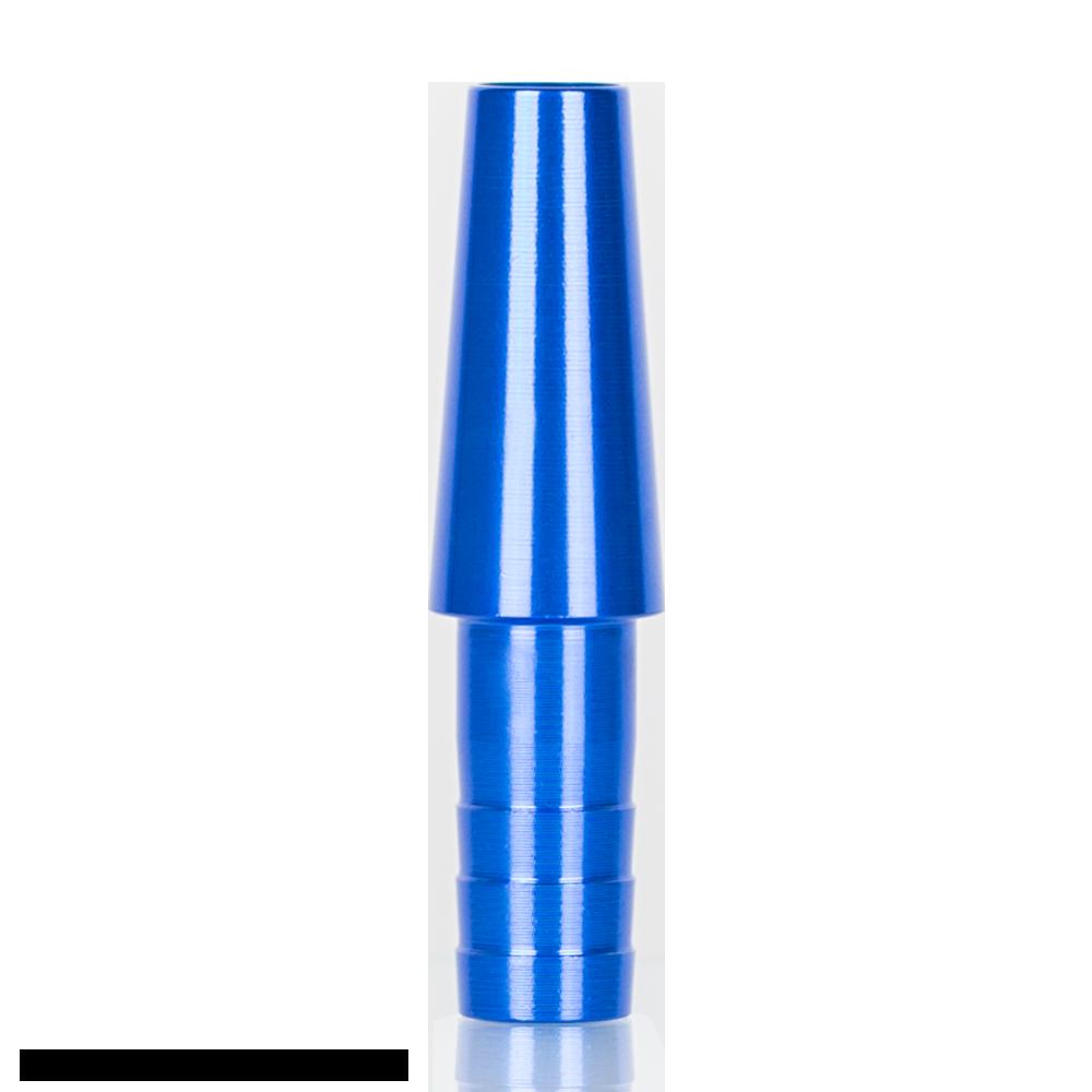 Schlauchendstück Blau