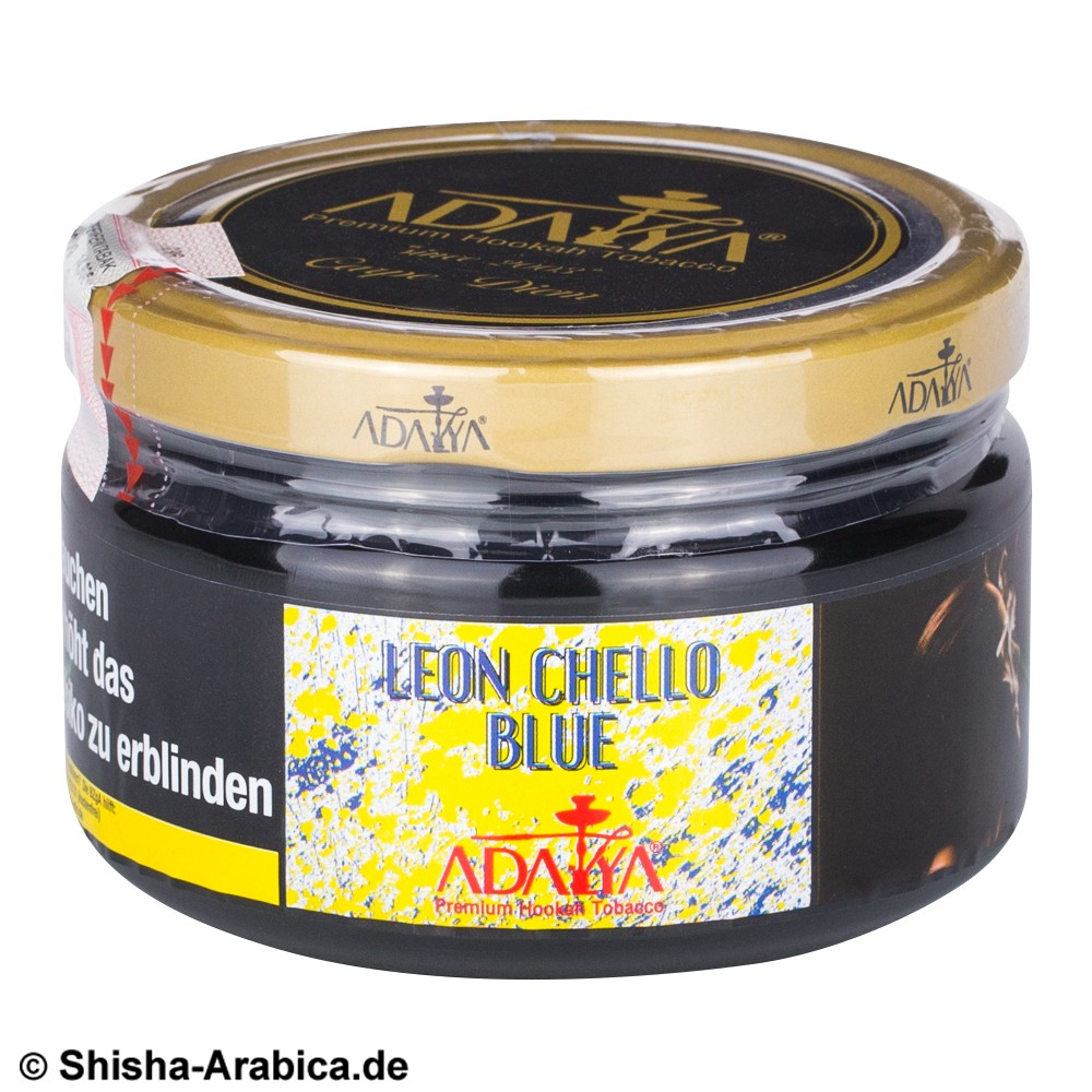 Adalya Leon Chello Blue 200g