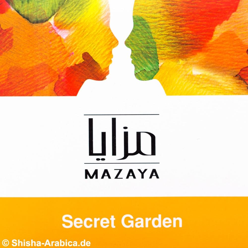 Mazaya Secret Garden 200g