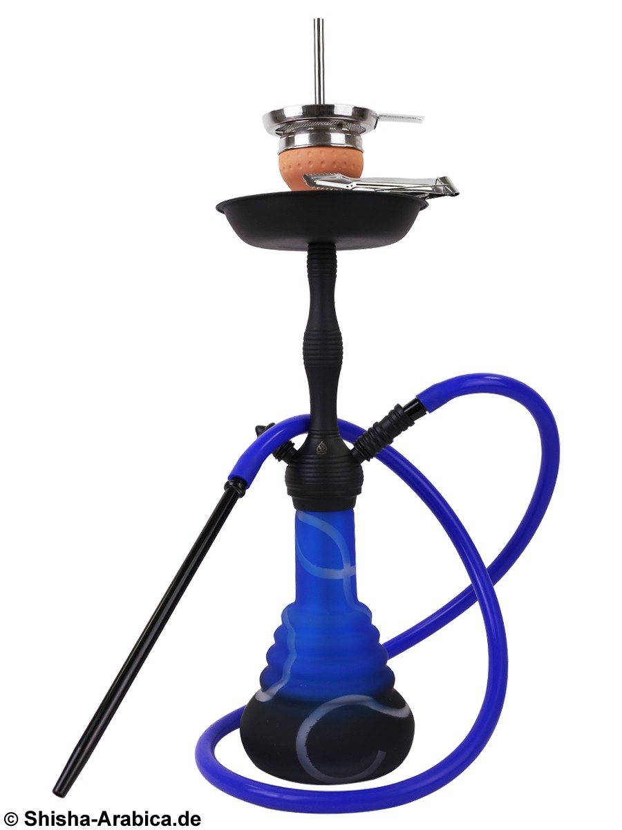 Al Mani Shisha Z-35 Blau