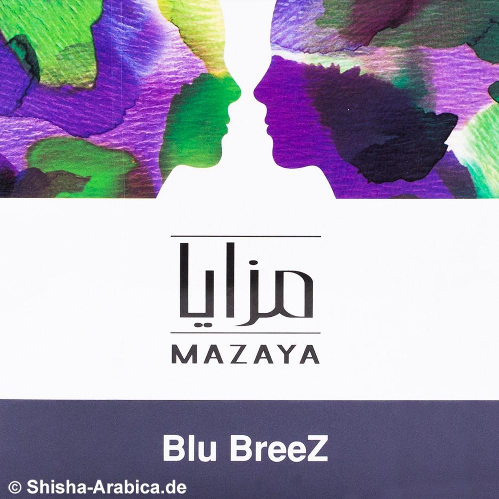 Mazaya Blue BreeZ 200g