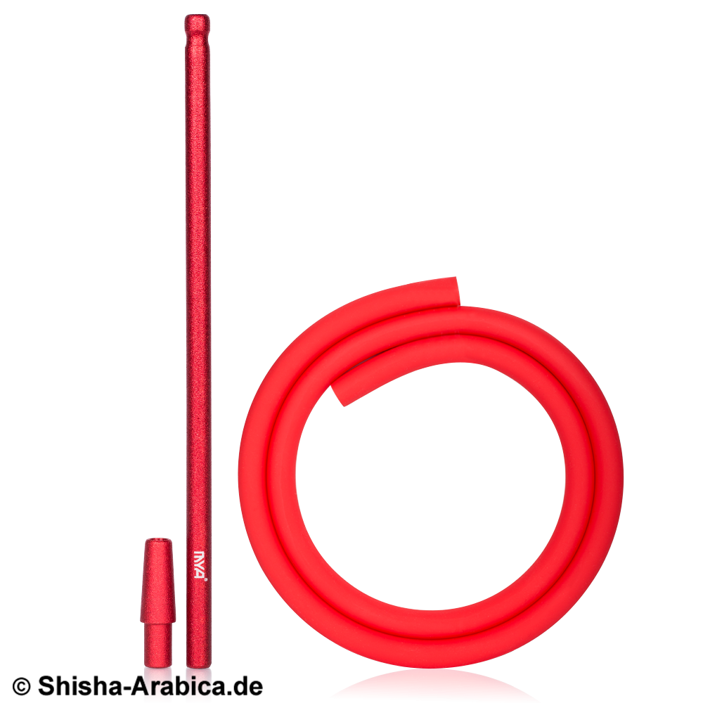"Mya Schlauch-Set ""Stick"" Red"