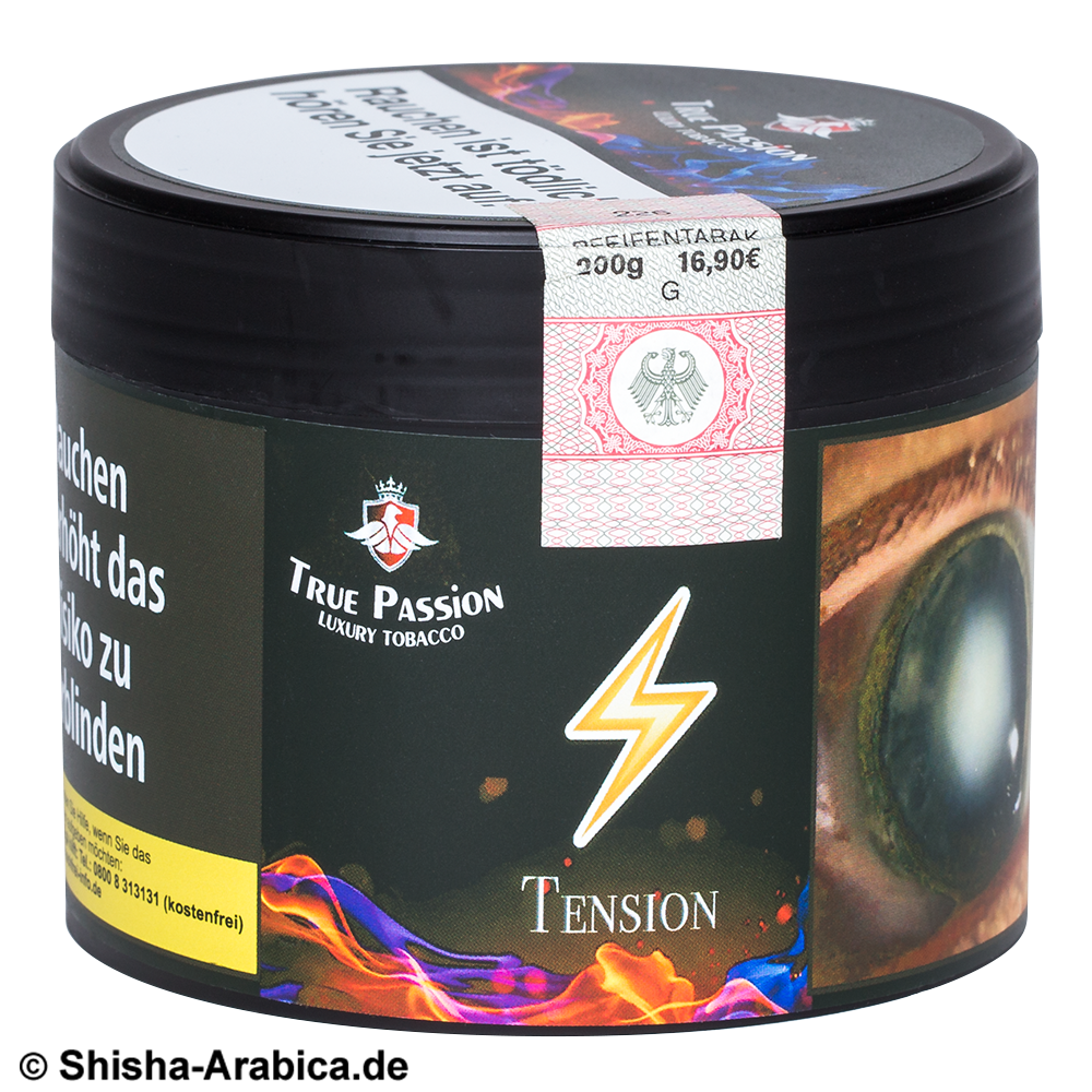 True Passion Tension 200g