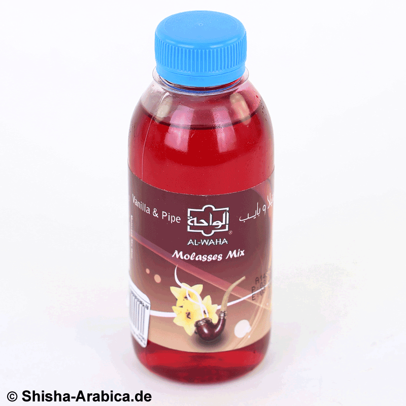Al Waha Mix Vanilla Pipe 250ml
